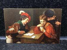 394. The Cheat Michael Angelo Postcard