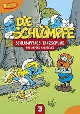 Die Schlümpfe 3 Schlumpfines Tanzschule und andere Abenteuer - DVD
