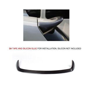 Carbon Fiber Rear Roof Spoiler Wing for BMW 1 Series F20 F21 Hatchback 2012-2014