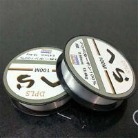 Fluorocarbon For Fish Accessories 100M Sea Fishing Lure Fishing Fishing Line