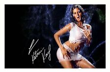 KATRINA KAIF AUTOGRAPHED SIGNED A4 PP POSTER PHOTO