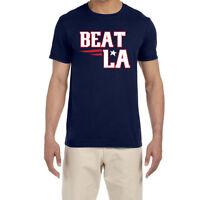 New England Patriots Beat LA Los Angeles Rams T-Shirt