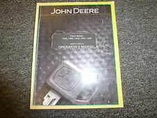 John Deere 1420 1435 1445 1545 1565 Front Mower Owner Operator Manual OMTCU17460