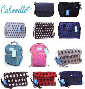 Caboodle Baby Changing Bag Classic Tote Fun & Funky