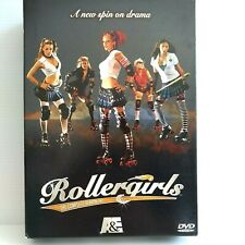 Rollergirls - The Complete Season One 1 DVD Set - 4 x DVDs - Includes Features