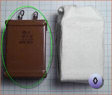 Silver Mica Capacitor Ksg-2G 0.1uF 100nf 10000pf 500V +/- 2% â—Š (Diamond) 1pc.+