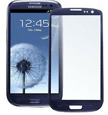 Samsung Galaxy S3 i9300 Touch Screen Glass Digitizer Lens Replacement Navy Blue