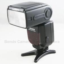 Trí `pode Triopo tr-980 Ttl Flash Speedlight tr980 Para Canon Eos 60d 600d 500d 7d Yn-565ex