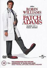 Patch Adams - Drama / True Story / Comedy - Robin Williams - NEW DVD