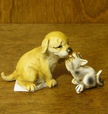 Top Collection Enchanted Story Fairy Garden #4056 DOG and CAT From Retail Store