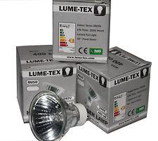 Lume-tex 15 x GU10 halógena lámpara luz bombillas 35w