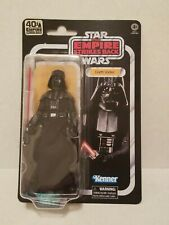 """STAR WARS THE BLACK SERIES THE EMPIRE STRIKES BACK 40TH DARTH VADER 6"""" FIGURE"""
