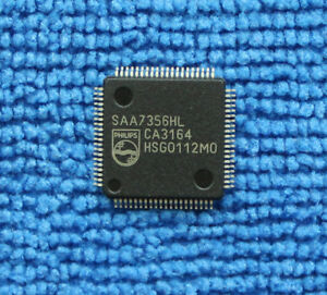 5pcs SAA7356HL 1394 SBP-2 link layer controller LQFP