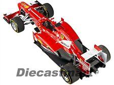 Ferrari F1 F138 Fernando Alonso China Gp 2013 Elite 1:18 Hotwheels BCT82 #3