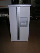 Amerikanischer Kühlschrank /  Refrigerator Puppenstube Dollhouse 1:12 Art 3496