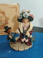 "Yesterdays Child ""Amy and Edmund. Momma's Clothes"" Figurine"