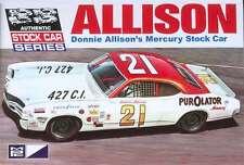 MPC Model Kits 1:25 1971 Mercury Cyclone Stock Car D Allison Model Kit MPC796