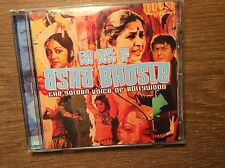Asha Bhosle  - The Best Of  [CD Album] Golden Voice of Bollywood