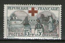 TIMBRE N° 156 NEUF * * GOMME ORIGINALE TB SIGNE PAR SCHELLER COTE 300 €