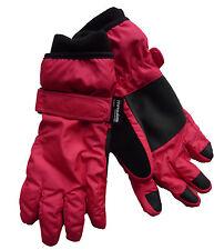 THINSULATE Kids GAP Girls PINK Ski SMARTPHONE Snowboarding Winter Gloves L £12.9