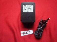 AC/DC Adapter, Netzteil, Model: T48-12-900D-3, Output: 12 V 900 mA #  P-126