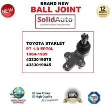 FOR TOYOTA STARLET P7 1.0 EP70L 1984-1989 LOWER BALL JOINT 4333019075 4333019045