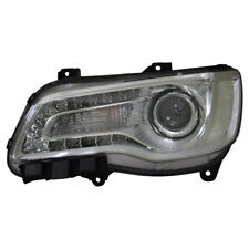 Headlight Assembly-Capa Certified Left TYC 20-9218-90-9 fits 15-17 Chrysler 300