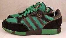Adidas City Pack Boston Super Green/Black Gold Shamrock Clover Rare Shoes SZ 7.5