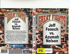 Great Fights-1991-Jeff Fenech VS Azumah Nelson-Boxing-DVD