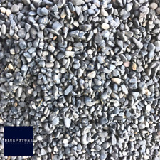 Natural Blue Decorative Landscaping Garden & Aquarium River Pebble Stone Rock