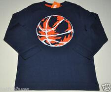 Gymboree boy basketball  tee shirt size 4 NWT top boys 100% cotton