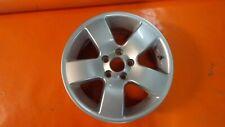 Enzo V Felge 6,5x15 5x100 Et35 Silber Beschädigt  2558