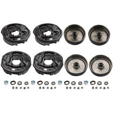 "Hub Drum Bearing Kit Electric Brake 5 on 4.5 10 x 2 1/4"" For 3500 lbs Axle L&R"