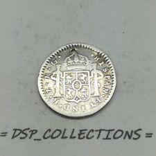 MEXIQUE 1/2 REAL 1821 FERDINAND VII = Réf: 194/M01