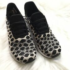 NEW Women's Athletic Works Snow Leopard Print Running Shoes Sneakers Size 7