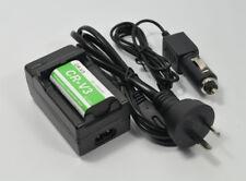 Battery+Charger f CR-V3 CRV3 EasyShare DX3215 DX3500 DX3600 DX3700 DX3900 DX4330