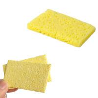 50Pcs Soldering Iron Cleaning Pads Sponge High Heat Solder Sponges tool Tip S7D5