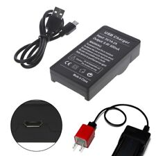 Battery Charger For Canon LP-E8 EOS 550D 600D 700D Kiss X6i X7i Rebel T4i T3i
