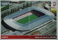 Panini 42 & 43 Geneve Stade de Geneve UEFA Euro 2008