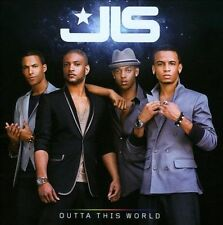 Outta This World by JLS (Jack the Lad Swing) (CD, Nov-2010, Epic)
