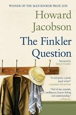 The Finkler question 2010 by Howard Jacobson 1449870805 -ExLibrary