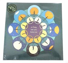So Long, See You Tomorrow by Bombay Bicycle Club Vinyl LP Record 2014 Sealed New