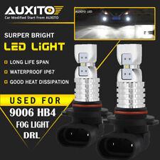 AUXITO 9006 HB4 Fog Light LED 3000LM High Power Driving bulb White DRL For Dodge