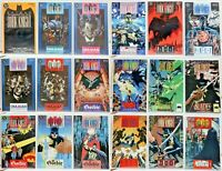 DC Lot (18) Batman Legends of the Dark Knight Issues #1 to 15 21 22 31 32 VF/NM