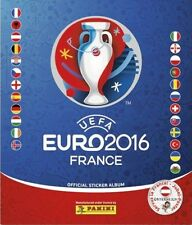 Panini Sticker Album UEFA EURO 2016 France Frankreich Sammelalbum NEU