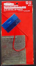 1988 toyota corolla levin AE 92 talla a Minolta PE piezas 1:24 098240 beemax 098271
