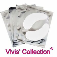 **3 FOR 2** 50 Pairs Eyelash Lash Extension Under Eye Pads Lint Free Gel Patches