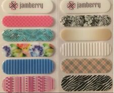 Jamberry Nail Wraps Sample Accent Sheet Spring/Summer 2015 Retired Designs