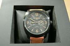 Ben sherman mens gents wrist watch stainless steel black dial wb0066br