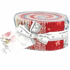 Snowberry Prints Jelly Roll by 3 Sisters for Moda Fabrics